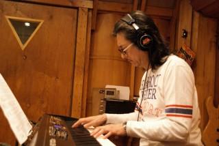 オマージュHOMMEのレコーディング