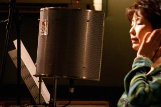 オマージュFEMMEのレコーディング